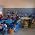 La Scuola Materna a Tampellin